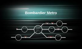 Bombardier Subways