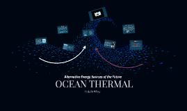 OCEAN THERMAL