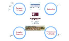 Balanç d'Activitats SCHCT 2013-14