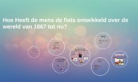 Hoe Heeft de mens de fiets ontwikkeld over de wereld van 186