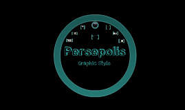 Persepolis Graphic Style