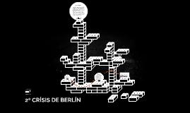 2ª CRISIS DE BERLÍN