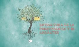 Copy of ESTRUCTURA DE LA PERSONALIDAD Y EL CARACTER