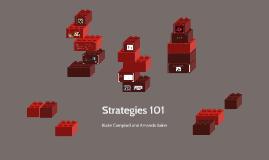 Strategies 101