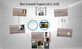 8B1 Oliver Cromwell's England