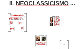 IL NEOCLASSICISMO ...
