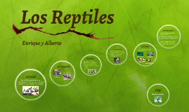 Copy of Los Reptiles