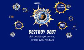 Debtstroyer