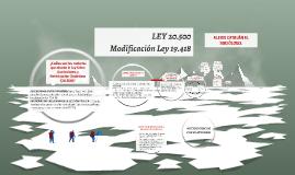 Copy of LEY 20.500