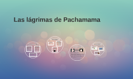 Las lagrimas de Pachamama