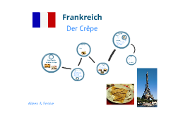Frankreich - der Crêpe