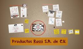 Productos Rossi S.A. de C.V.