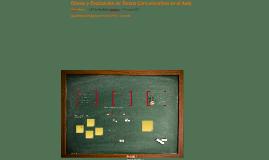 Diseño y Evaluación de Tareas Comunicativas