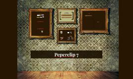 Peperclip 7