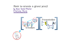 Copy of Copy of How to create a great prezi