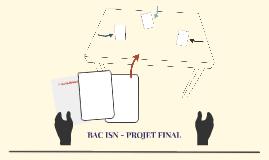 BAC ISN - PROJET FINAL