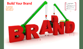 Copy of Build Your Brand