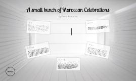 Celebrations - In brief