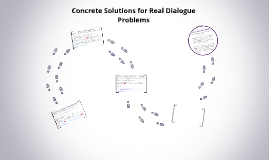 Concrete Solutions for Real Dialogue Problems