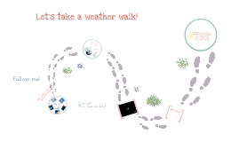 Copy of Weather Walk