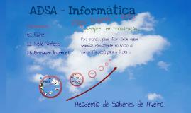 ADSA - Informatica