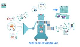 Naturaleza de los Procesos Sensoriales