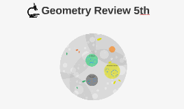 Geometry Review 5th