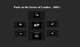 Panic on the Streets of London - The Noughties