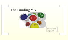 The Funding Mix