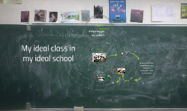 My ideal class in my ideal school