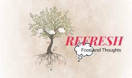 REFRESH, restaurant