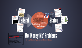 Mo' Money Mo' Problems- $ and it's influence on Federalism