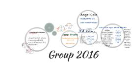 Group 2016