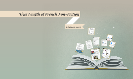 True Length of French Non-Fiction