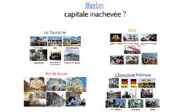 Berlin : capitale inachevée ?