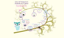 Copy of Copy of Linea del tiempo de la evolución de la calidad