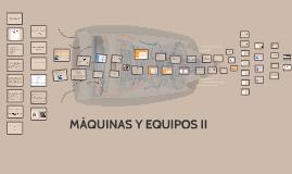 Copy of MÁQUINAS Y EQUIPOS
