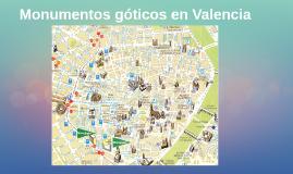 Monumentos góticos en Valencia