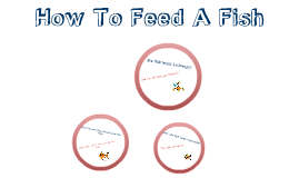 How to feed a fish