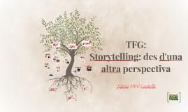 Storytelling: des d'una altra perspectiva