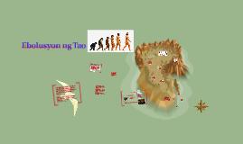 Ebolusyon ng Tao