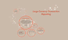 Copy of Online Training Large Currency Transaction Reporting Lesson 2