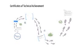 Certificates of Technical Achievement