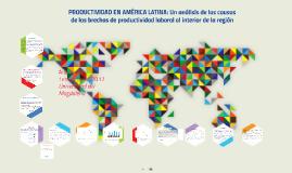 Brechas de productividad laboral en América Latina