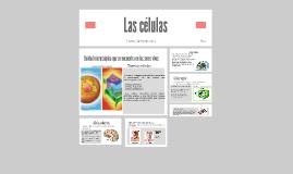 Las células