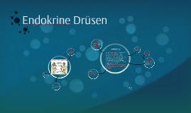 Endokrine Drüsen