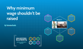 Why minimum wage shouldn't be raised