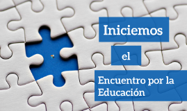 Copia de Copia de Piece of the Puzzle - Free Prezi Template