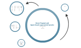 Copy of Motor Program and Open-Closed Loop Control Systems