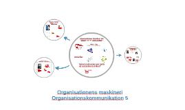 Organisationens maskineri